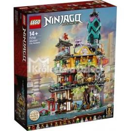 LEGO® - NINJAGO® - OGRODY MIASTA NINJAGO® - 71741