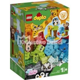 LEGO® - DUPLO® - KREATYWNE ZWIERZĄTKA - 10934