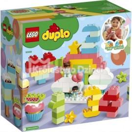 LEGO® - DUPLO® - KREATYWNE PRZYJĘCIE URODZINOWE - 10958