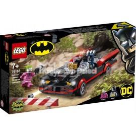 LEGO® - DC COMICS SUPER HEROES - BATMAN - KLASYCZNY SERIAL TELEWIZYJNY - BATMAN™ - BATMOBIL™ - 76188