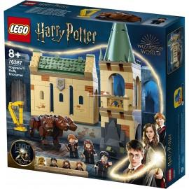 LEGO® - HARRY POTTER™ - HOGWART™: SPOTKANIE Z PUSZKIEM - 76387