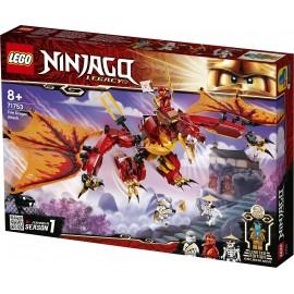 LEGO® - NINJAGO® - ATAK SMOKA OGNIA - 71753