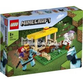 LEGO® - MINECRAFT™ - STAJNIA - 60301