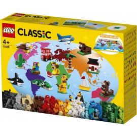 LEGO® - CLASSIC - DOOKOŁA ŚWIATA - 11015