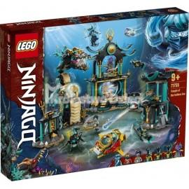 LEGO® - NINJAGO® - ŚWIĄTYNIA BEZKRESNEGO MORZA - 71755