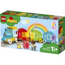 LEGO® - DUPLO® - POCIĄG Z CYFERKAMI - NAUKA LICZENIA - 10954