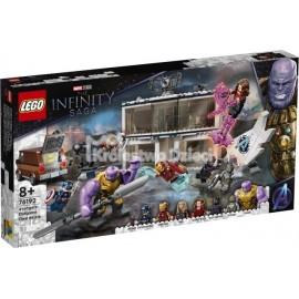 LEGO® - MARVEL AVENGERS - KONIEC GRY - OSTATECZNA BITWA - 76192