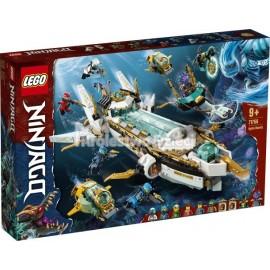 LEGO® - NINJAGO® - PŁYWAJĄCA PERŁA - 71756