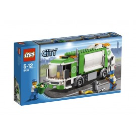 LEGO - CITY - ŚMIECIARKA - 4432