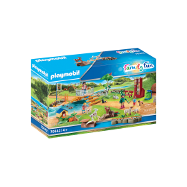 PLAYMOBIL - FAMILY FUN - MINI ZOO - 70342