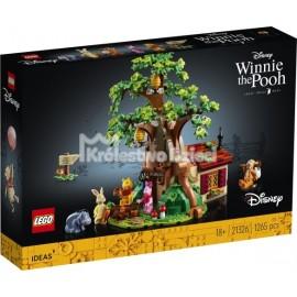 LEGO® - IDEAS - KUBUŚ PUCHATEK - 21326