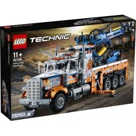 LEGO® - TECHNIC - CIĘŻKI SAMOCHÓD POMOCY DROGOWEJ - 42128