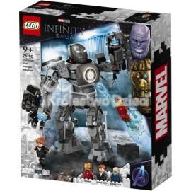 LEGO® - MARVEL AVENGERS - IRON MAN: ZADYMA Z IRON MONGEREM - 76190