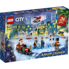 LEGO - CITY - KALENDARZ ADWENTOWY - 60303