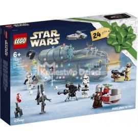 LEGO® - STAR WARS™ - KALENDARZ ADWENTOWY - 75307