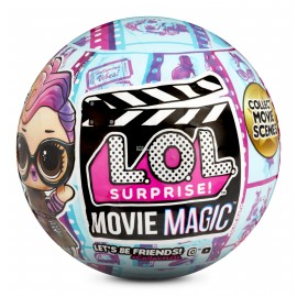 L.O.L. SURPRISE - LOL NIESPODZIANKA - MOVIE MAGIC - LALECZKA W KULI - 576471