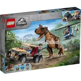 LEGO® - JURASSIC WORLD™ - POŚCIG ZA KARNOTAUREM - 76941