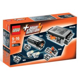 LEGO - TECHNIC - SILNIK POWER FUNCTION - 8293