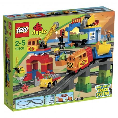 LEGO - DUPLO - POCIĄG DUPLO ZESTAW DELUXE - 10508