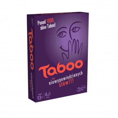 HASBRO - TABU GRA TABOO - A4626