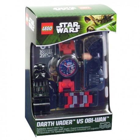 LEGO - STAR WARS - ZEGAREK DARTH VADER & OBI-WAN KENOBI -