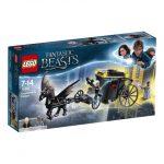 Ucieczka Złego Grindelwalda – zestaw klocków LEGO