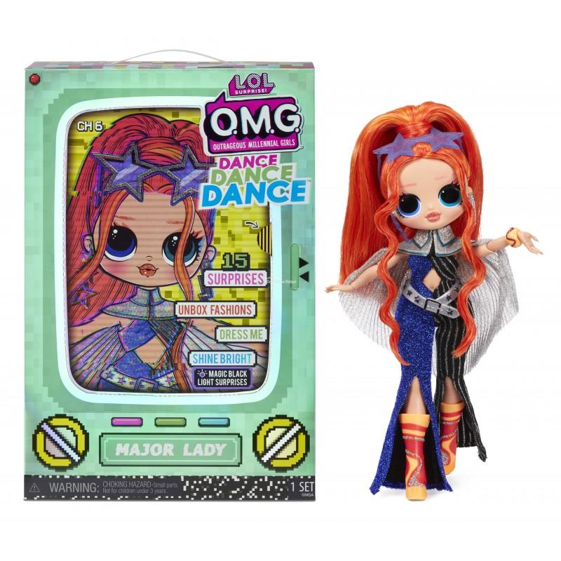 LOL dance dance dance