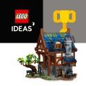 KLOCKI LEGO® IDEAS
