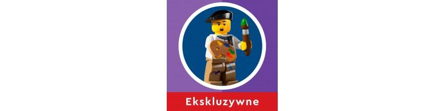 KLOCKI LEGO® UNIKATY I EXCLUSIVE