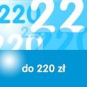 ZESTAWY DO 220 ZŁ
