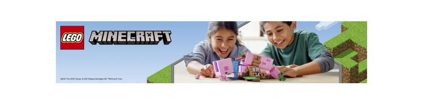 KLOCKI LEGO® MINECRAFT™